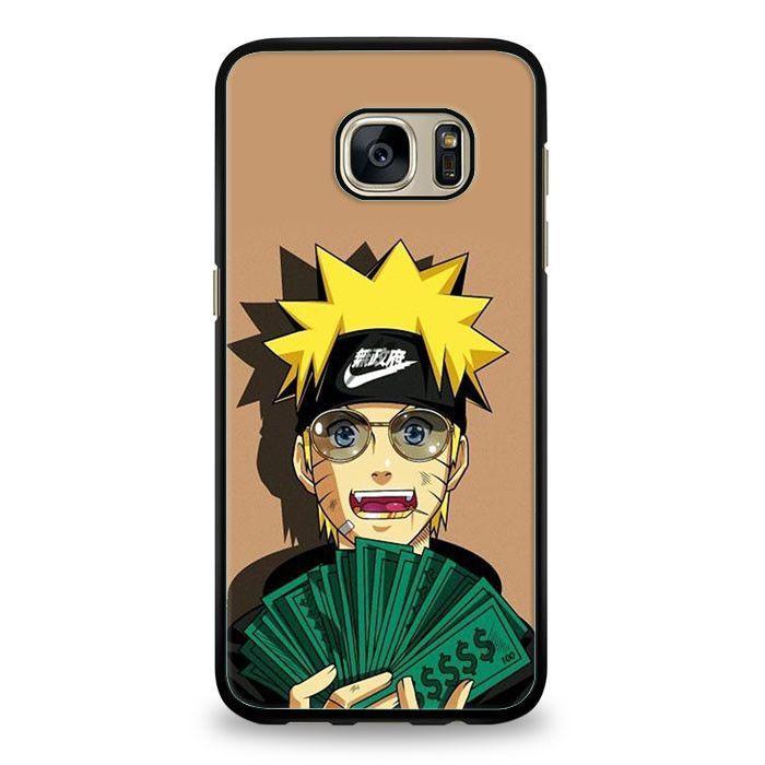 Nike Naruto Samsung Galaxy S6 Edge Yukitacase Com Anime Cartoon Art Anime Wallpaper