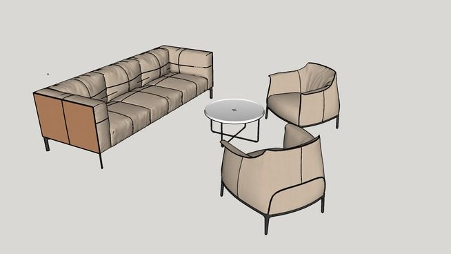 Sofa 3d Warehouse Sofa Furniture Furniture Warehouse