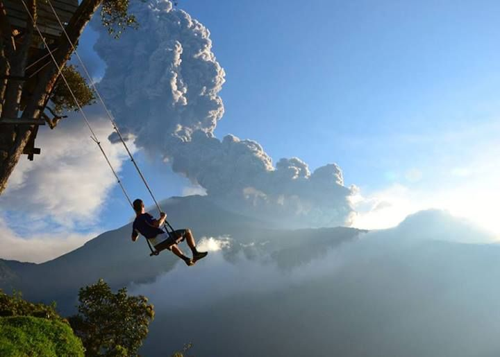 Ecuador by Sean Hacker Teper