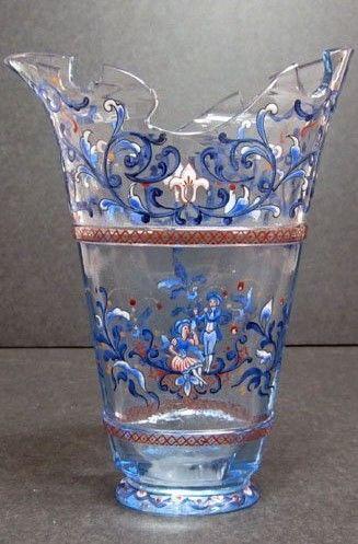 Vase Galle, Emile (French, 1846-1904), Maker 1870-1885
