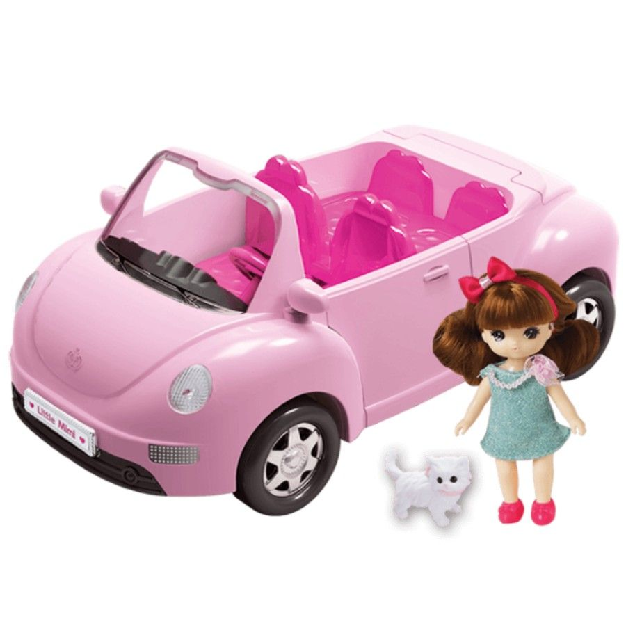 Car toys for girls  child boy girl toy electric Pretend Play simulation dressing table