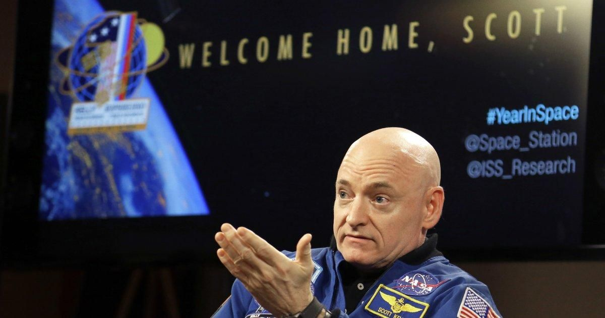 For Scott Kelly, it's a slow recovery and return to normal life.