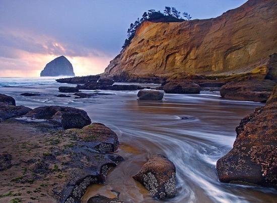 Tillamook Seascape Oregon