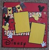 best disney scrapbook layout - Yahoo Image Search Results