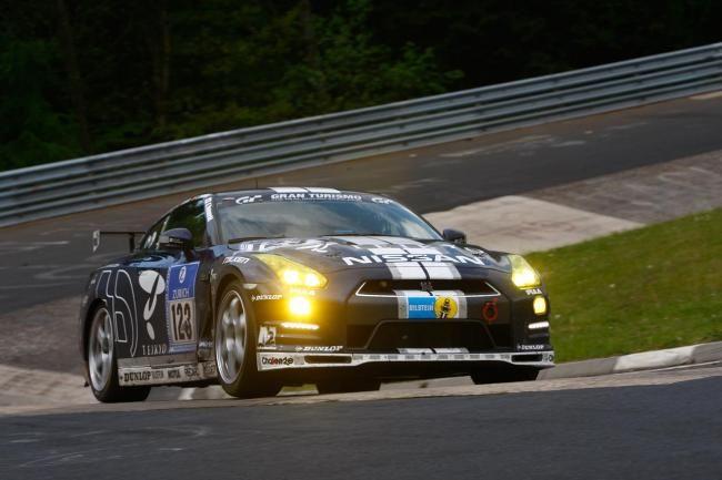 24 Horas de Nürburgring con un Nissan GT-R