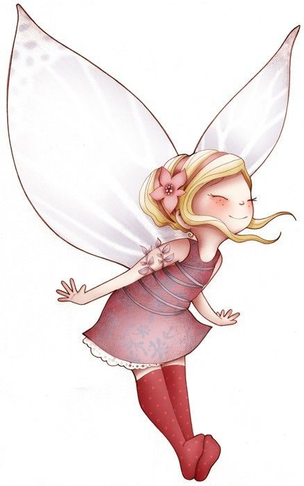 Coloriage De Fee Volante A Imprimer.Sticker Fee Louja Fairy Art Fairy Et Faeries