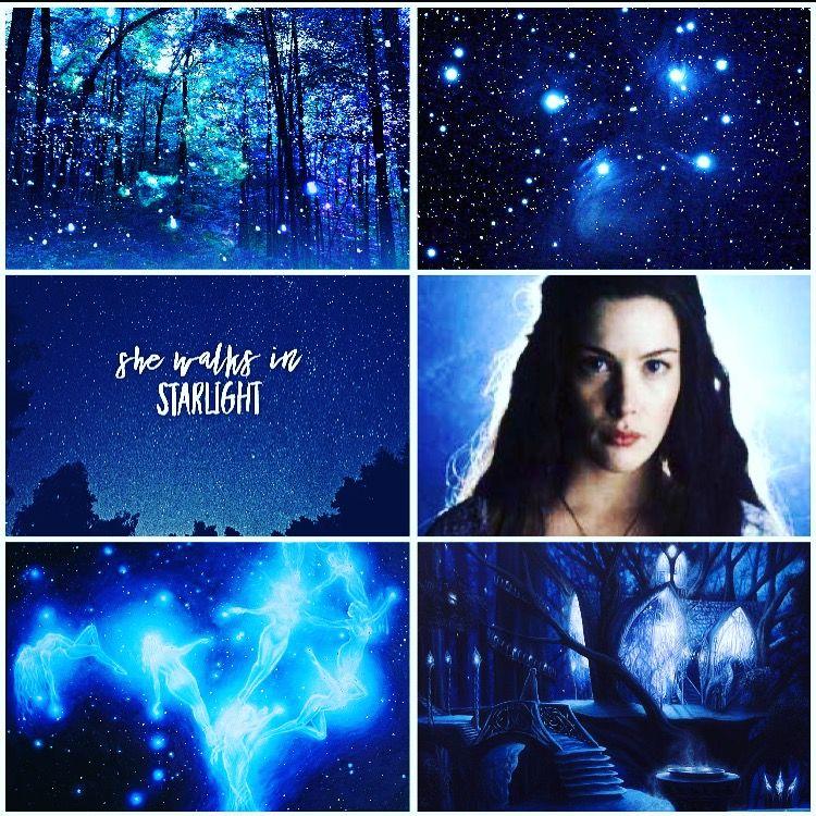 Walk in starlight, like the Elves of Tolkien, my fellow Pleiadians