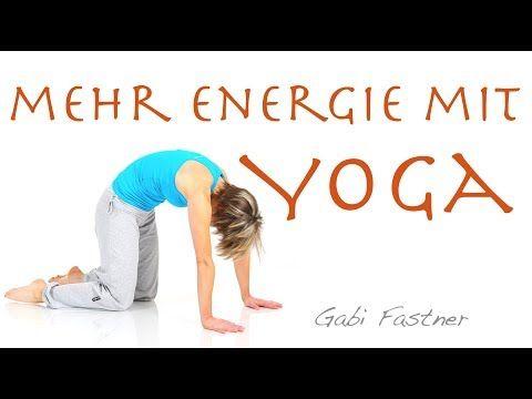 33 min. mein Yoga für mehr Energie und Kraft