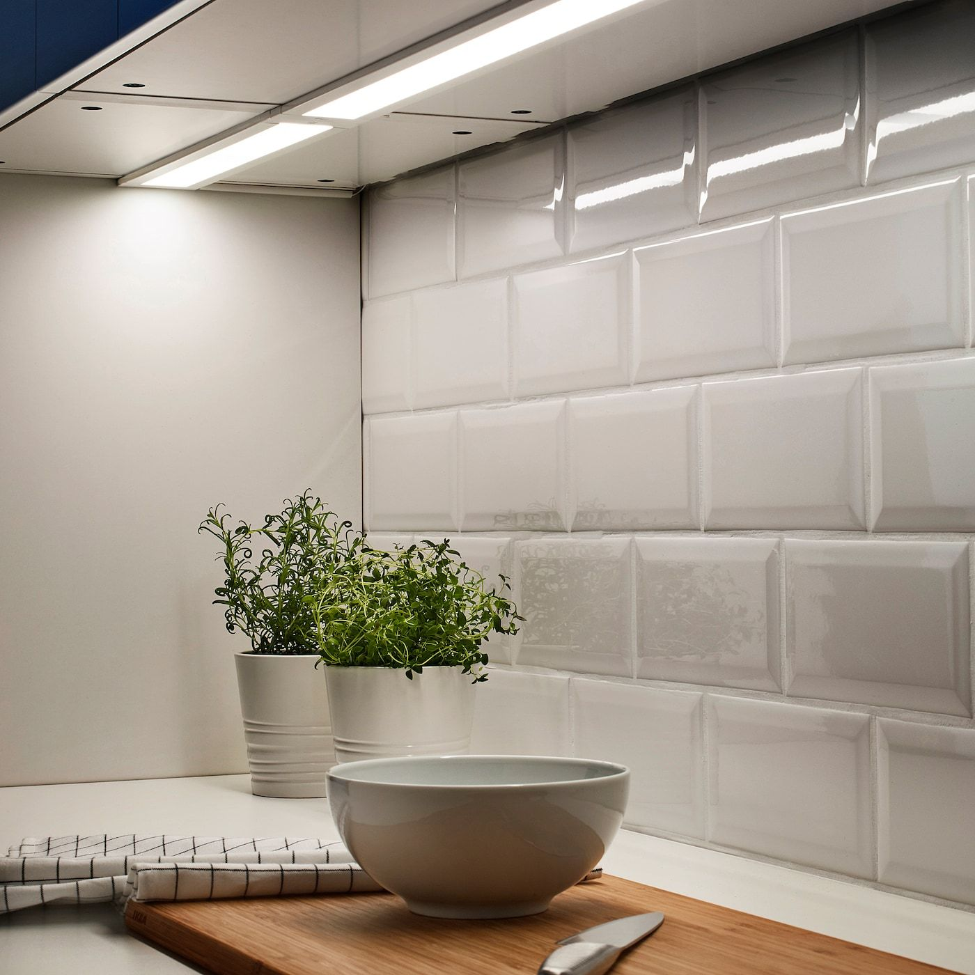 StrÖmlinje Led Countertop Light White 12