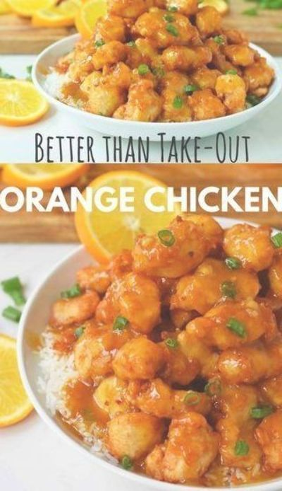 Chinese Orange Chicken that is better than take-out. How to make ORANGE CHICKEN at home with a sweet orange sauce. #chineseorangechicken Chinese Orange Chicken that is better than take-out. How to make ORANGE CHICKEN at home with a sweet orange sauce. #chineseorangechicken