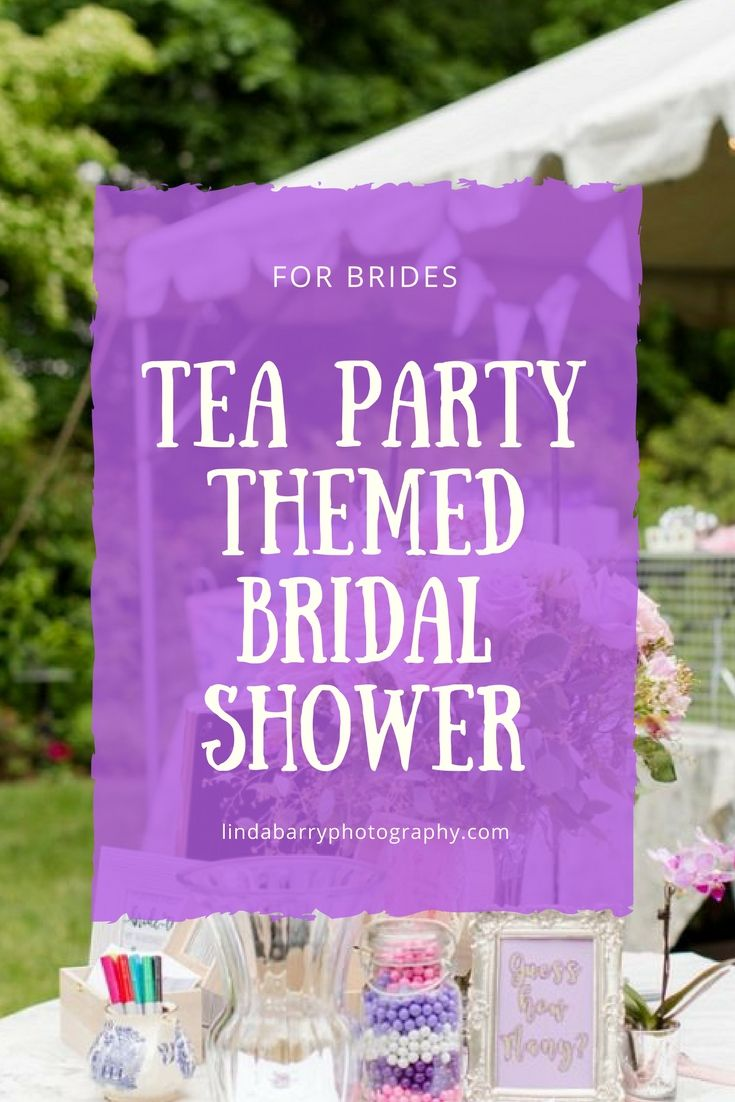 a tea party themed bridal shower held at diamond hill winery in rhode island click