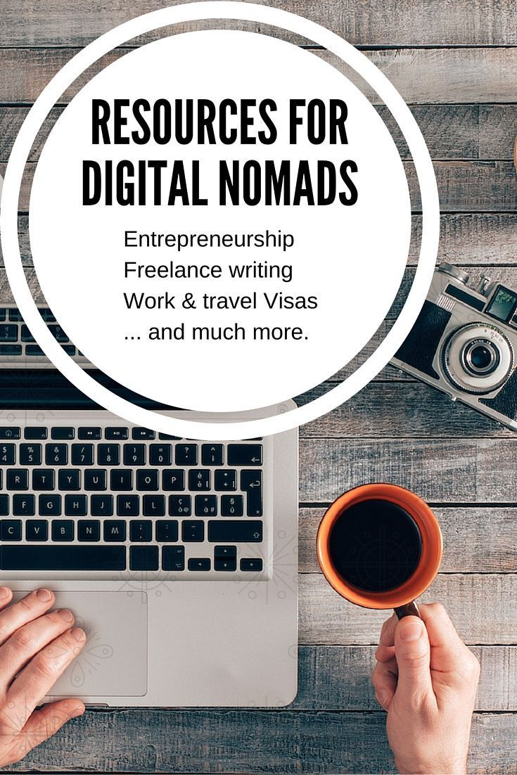 Everything you need to know about being a digital nomad. http://www.legalnomads.com/digital-nomads