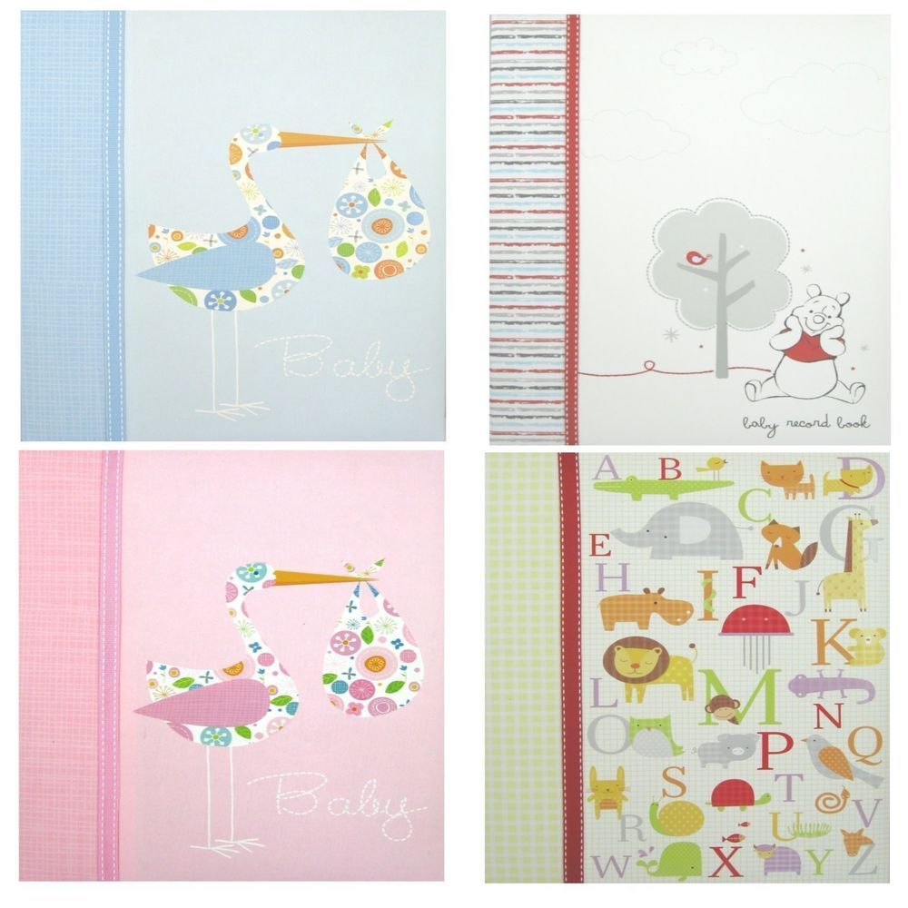 Details about NEW Baby Record Book Pepperpot Various Designs Quality Photo Keepsake #babyrecordbook NEW Baby Record Book Pepperpot Various Designs Quality Photo Keepsake #babyrecordbook