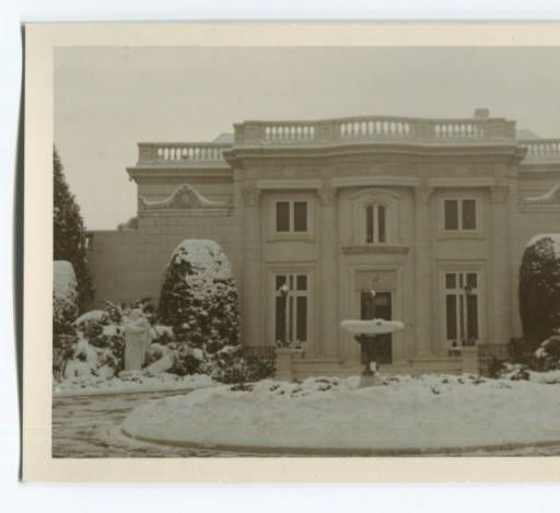 Belmar Mansion In Winter :: Creating Your Community