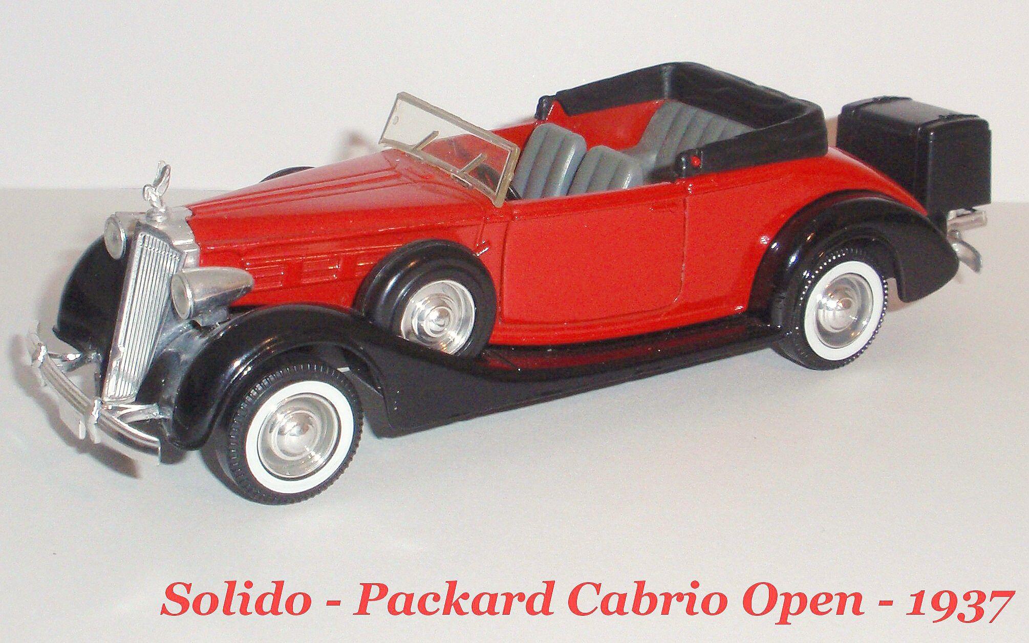 voiture 1//43 SOLIDO TALBOT T23 1937