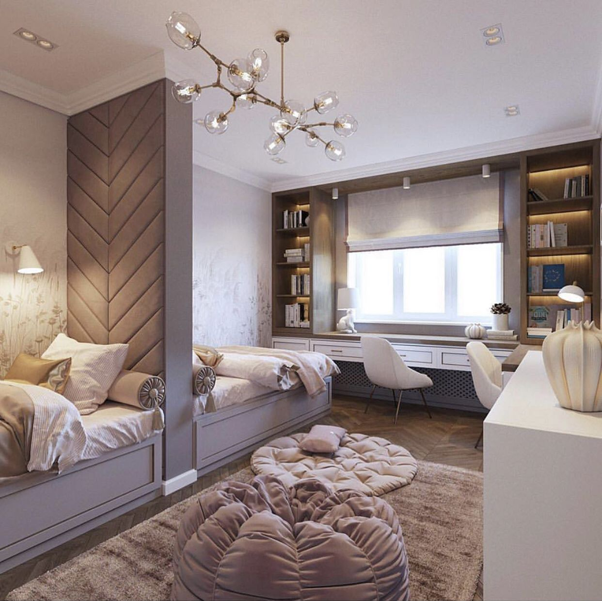 Creative Bedrooms That Any Teenager Will Love: Pin By Opulux Designs Photography On House