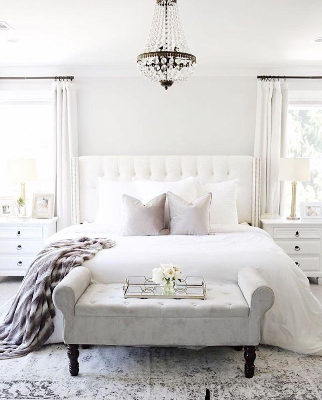 Beautiful Master Bedroom Decorating Ideas 62: #masterbedroomdesign #designinspiration #homedecor