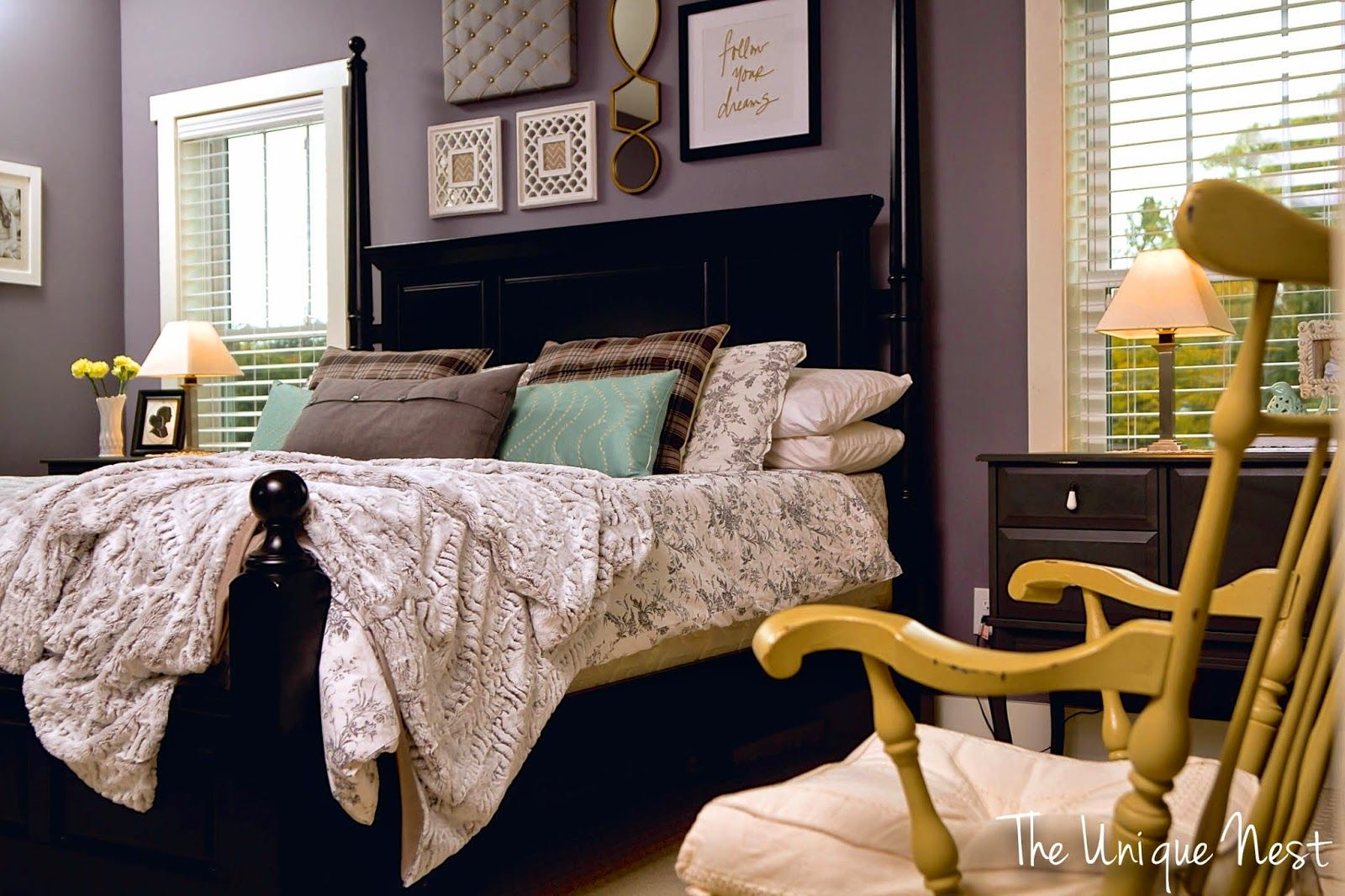 master bedroom wall paint special gray by sherwin williams antique chair and gallery