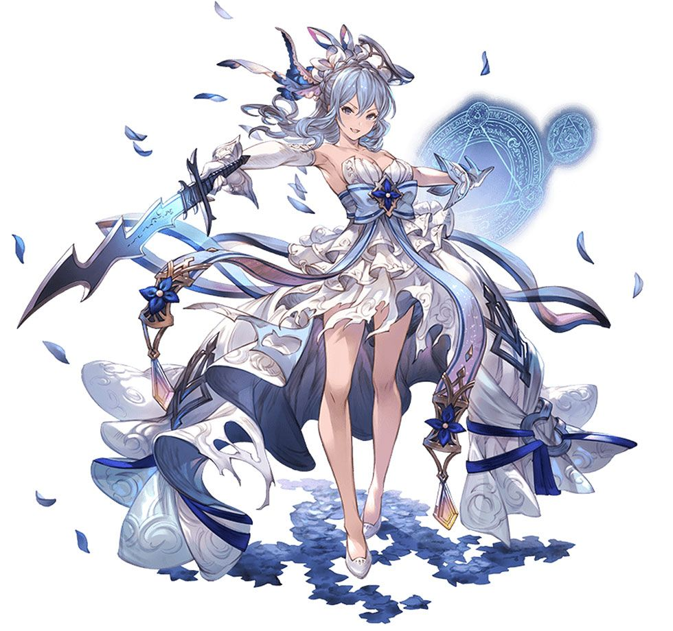 Photo of Therese SSR Art – Granblue Fantasy Art Gallery