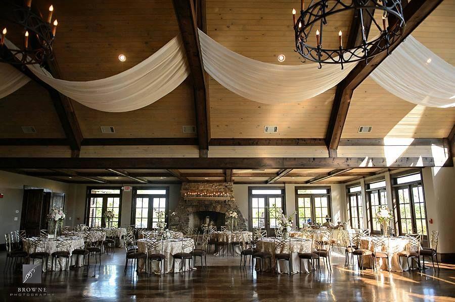 Foxhall Resort Wedding Legacy Lookout