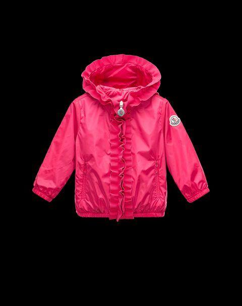 c9538d134 Moncler Enfant Darma bright jacket with rouches #moncler #enfant ...