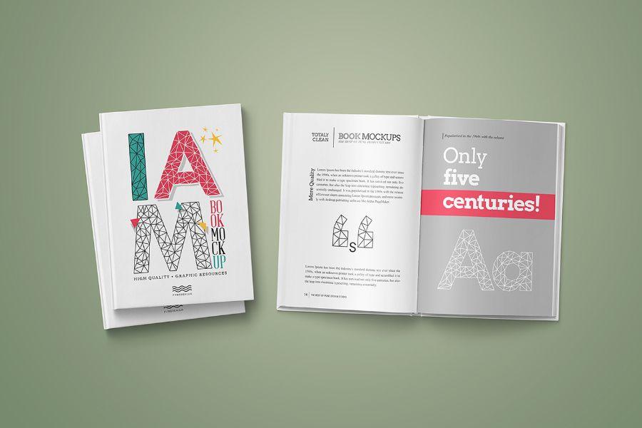 Free Hardcover Book Mockup Free Design Resources Book Cover Mockup Free Logo Mockup Free Mockup