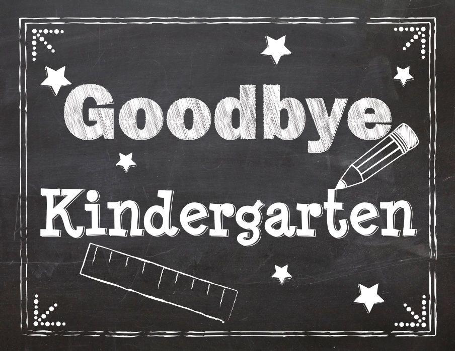 Priceless image inside last day of kindergarten printable