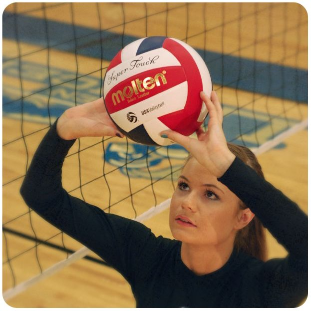 10 Tips To Get You Setting Like A Pro Volleyball Thanks Jill Meyers Meyers Meyers Jackson Norris Volle Volleyball Workouts Volleyball Setter Volleyball Tips