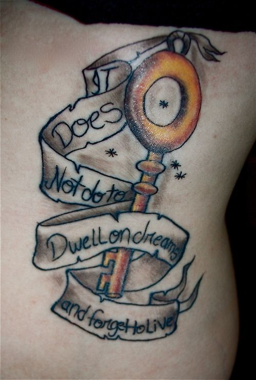 Accio Tattoo 100 Harry Potter Tattoos photo We've Got You ...