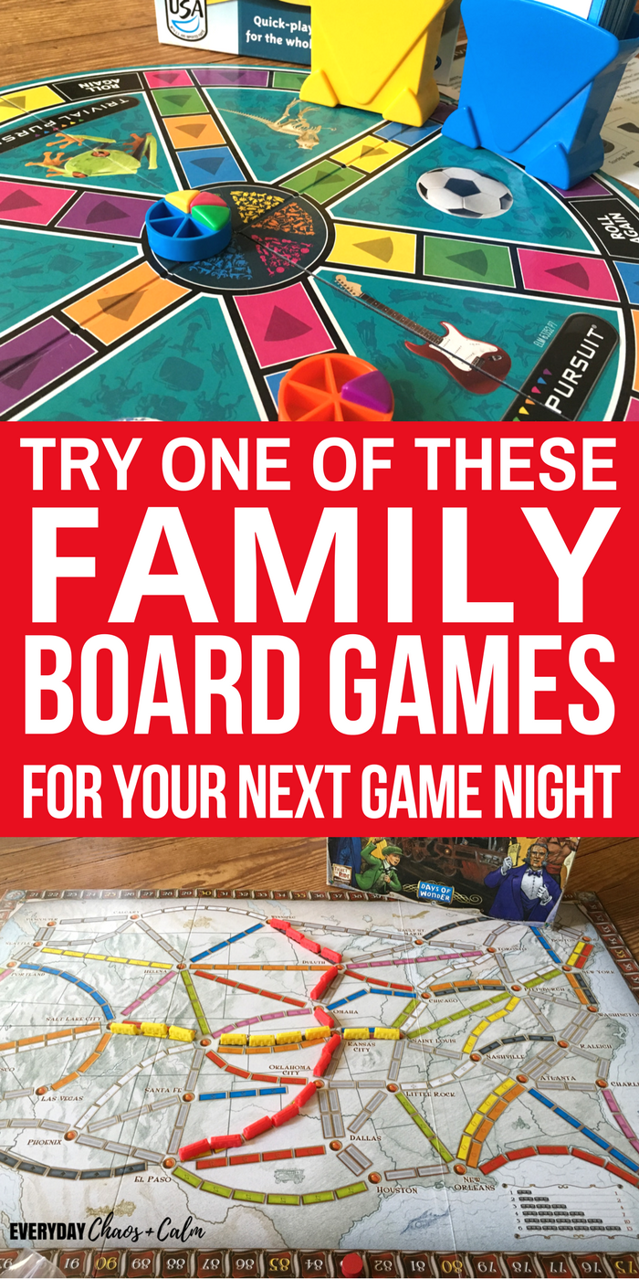 11 Best Family Board Games For Family Fun Night Best