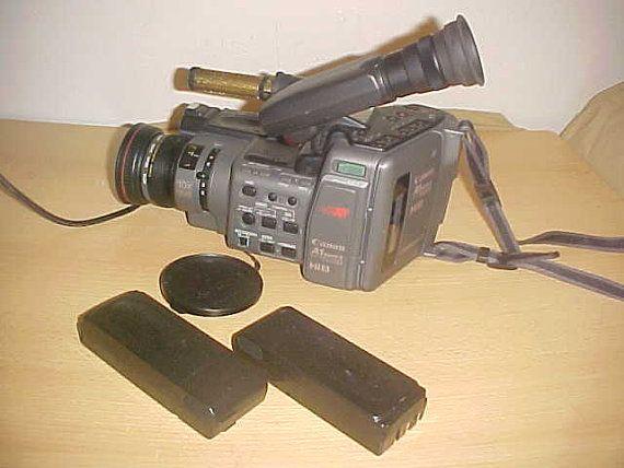 Canon A1 mark 2 Camcorder Hi8 repair