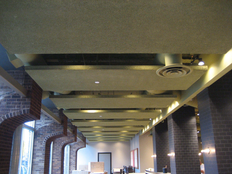 Tectum Ceiling Panels Chop House Ceiling Panels