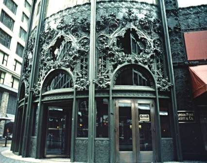 Famous Architects Of The 20Th Century carson pirie scott department store the work of 20th-century