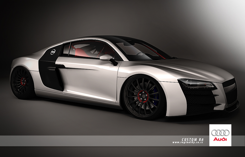 God made the r8s he did cars pinterest zoom zoom car custom audi by on deviantart publicscrutiny Choice Image