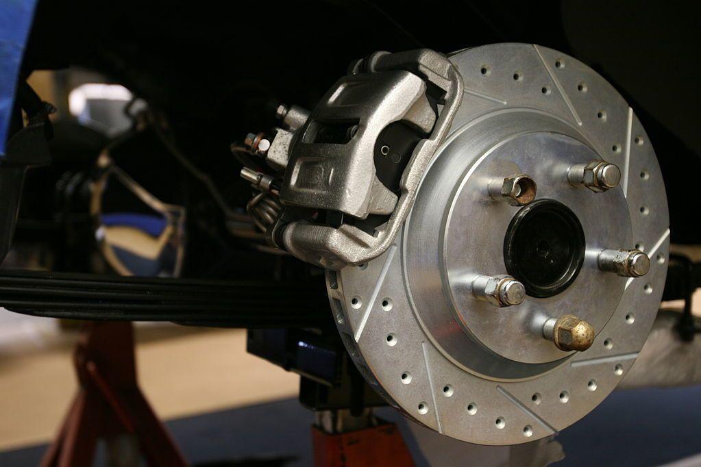 Brake rotors the six different types brake rotors