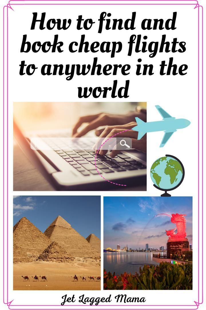 Do you ever wonder how some people are always traveling? How can they afford it? Well, there really are some tricks and secrets to finding cheap airfare and when to book it. Did you know that booking a flight on Sunday to Thailand is cheaper? Here are some more tips. #cheapairfare #budgettravel #familybudget #Honeymoonideas #Weddingideas