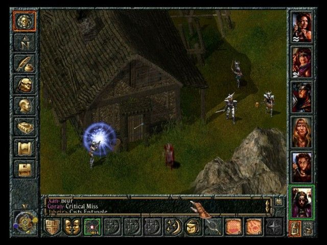 Baldur S Gate Tales Of The Sword Coast Screenshot Vintage Video