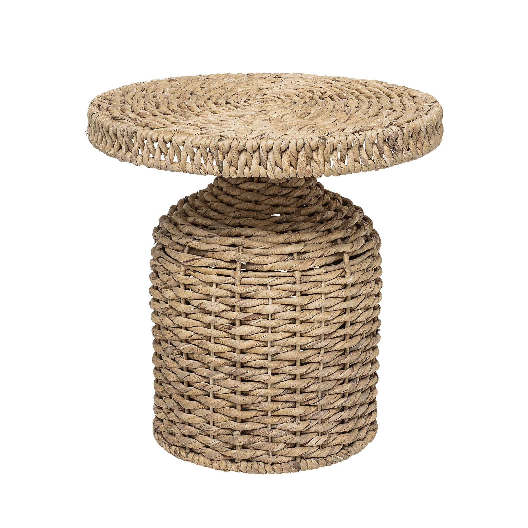 Rattan Beistelltisch Camo In Natur Furniture Accent Tables