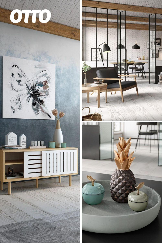 Wohnzimmer im Scandi Look in 2020   Wohnzimmer gemütlich ...
