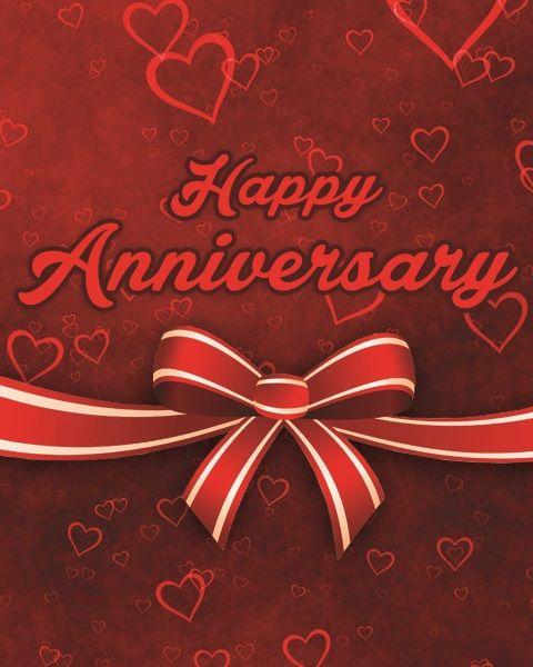 Happy Anniversary To My Love My Best Friend T Shirt Vest