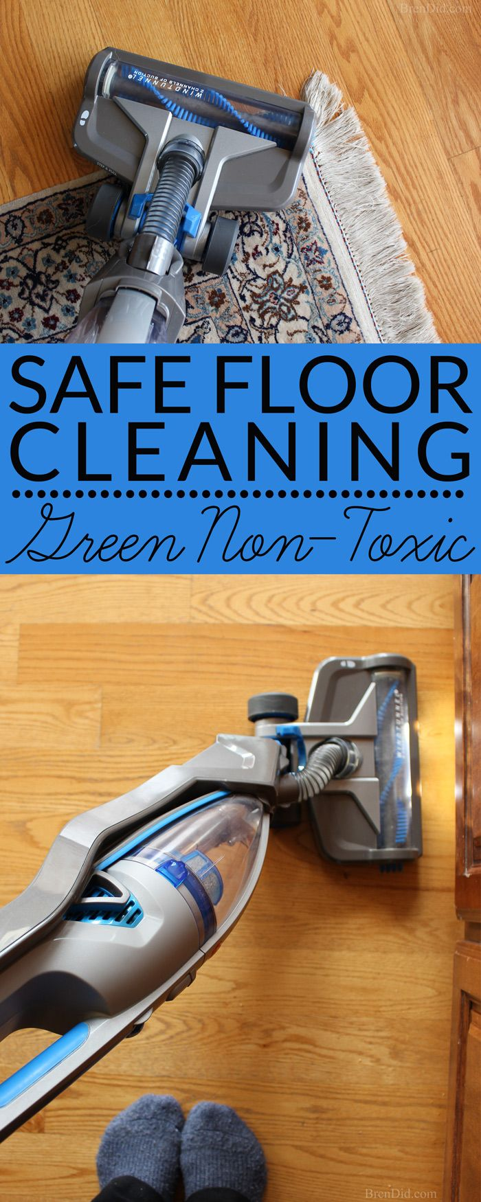 green cleaning, green floor cleaning, indoor air quality, green clean, natural cleaning via @brendidblog