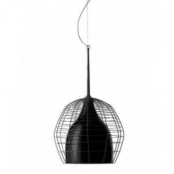 foscarini Diesel Cage Piccola Suspension Lamp & Cage Piccola Pendant | YLighting