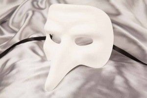 Blank Venetian Masks To Decorate Blank Masks To Decorate  Captain Nose Mask  Blank Undecorated