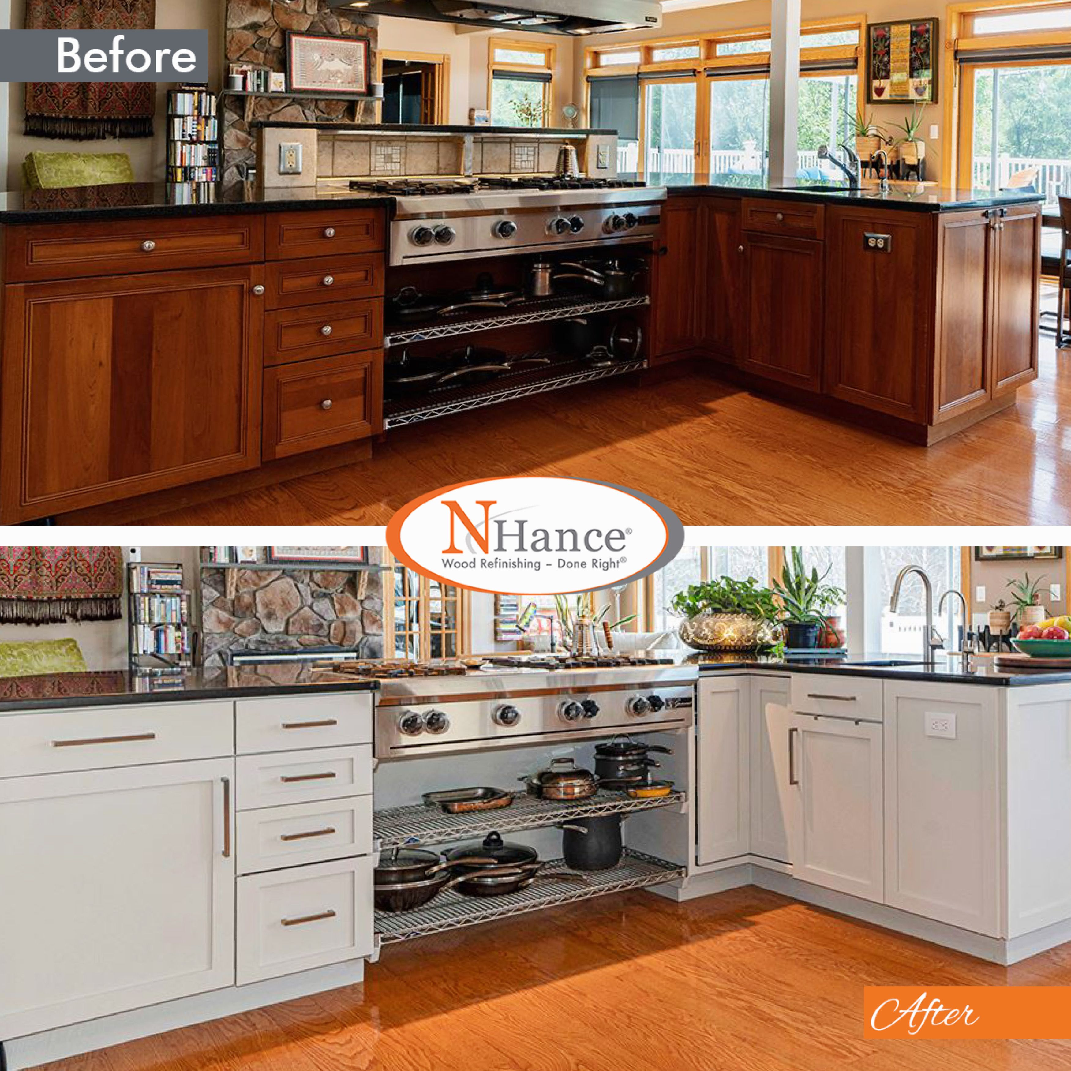 Pin by NHance Wood Refinishing of Ce on NHance Kitchens