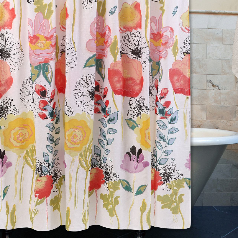 Bungalow Rose Sali Shower Curtain Reviews Wayfair Dream