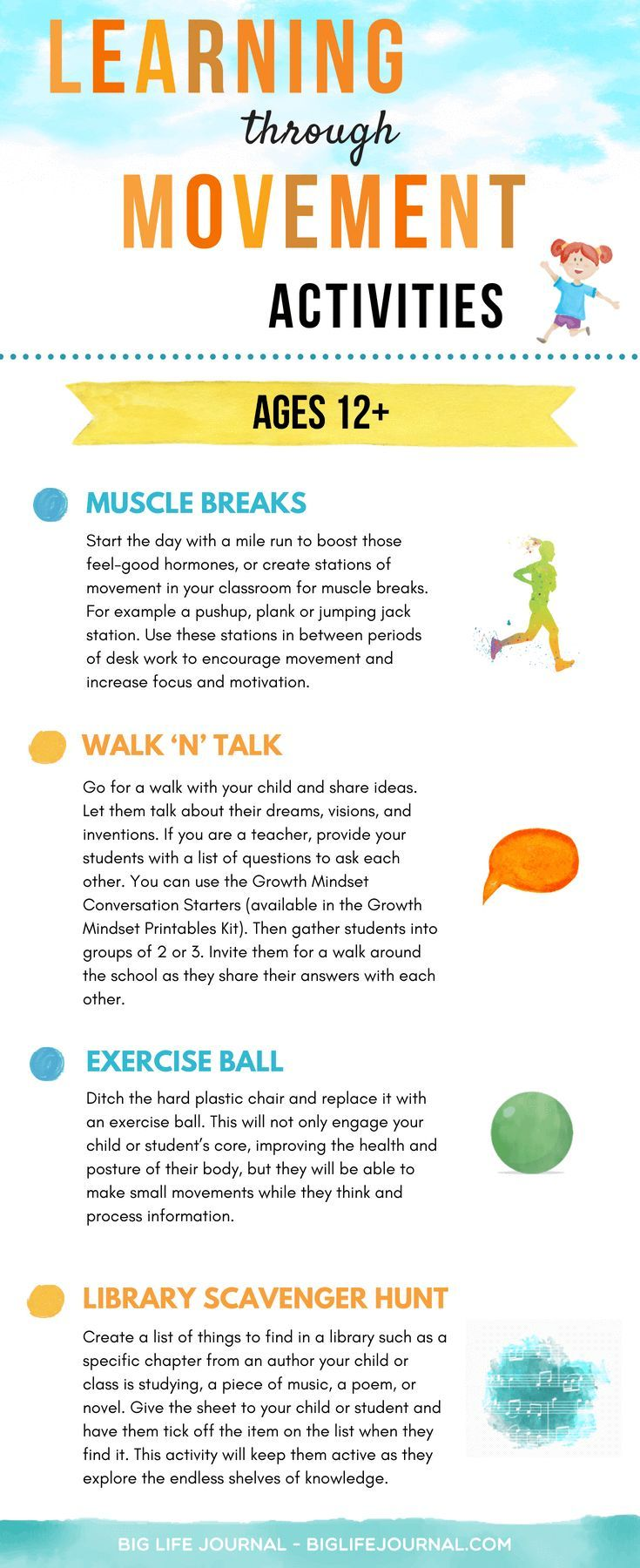 How To Raise Smart Kids through Movement (15 AgeSpecific