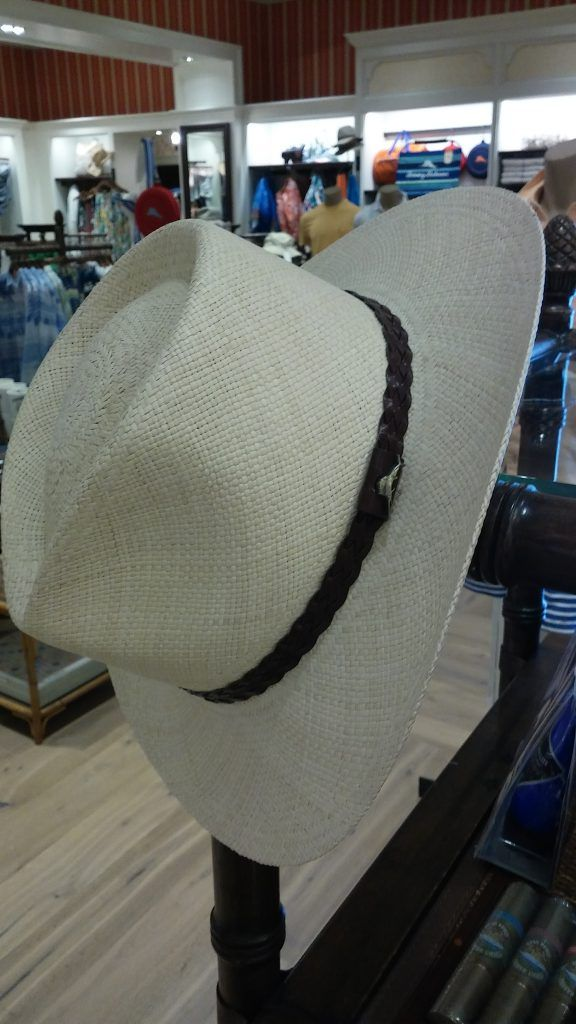 5315880eb4266d Do you think that a Panama Hat from Tommy Bahama or Barranco's is better? On