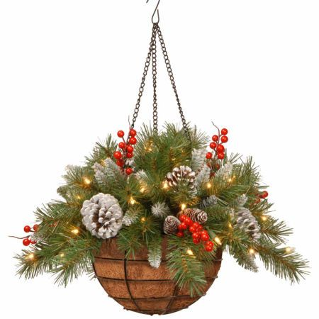 free shipping available buy north pole trading co 24 pine cone pre seasonal decorchristmas