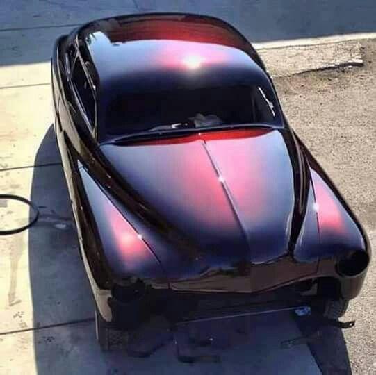 Candy Black Cherry Paint Job >> Black Cherry Love This Paint Job 10 Hot Rod Pinterest Cars
