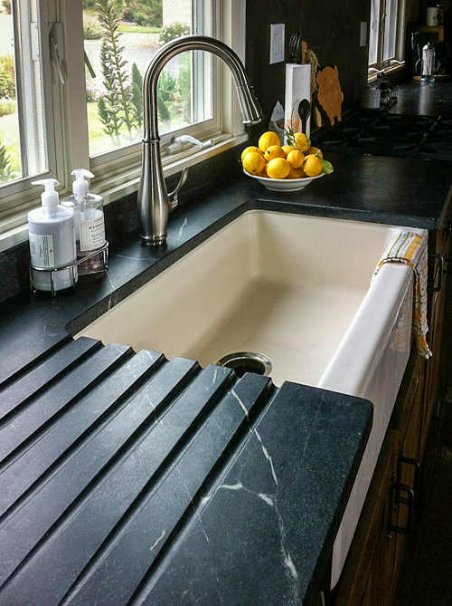 Soapstone Countertops By California's Own